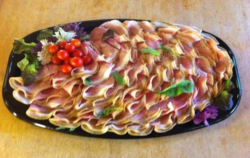 Julskinka - catering julbord malmö